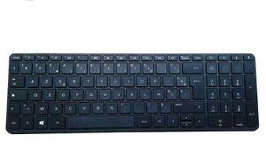 CLAVIER-AZERTY-COMPAQ-15-15-h206nf-15-h208nf-clavier-noir-CADRE-INCLUS