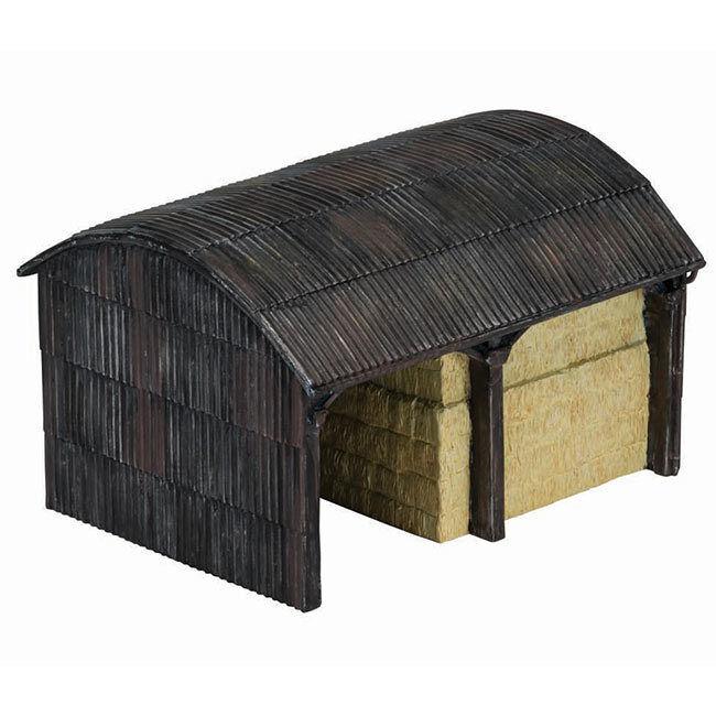 HORNBY Skaledale R9851 The Country Farm Dutch Barn