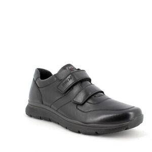 ENVAL SOFT 8215200 scarpe strappo mocassino pelle memory foam