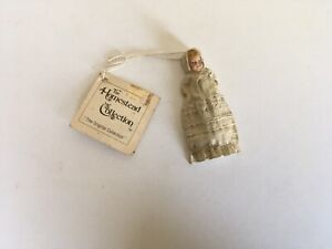 The Homestead Collection Baby Christening Ornament