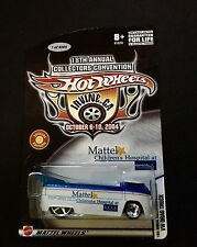 Hot Wheels 18th Annual Collectors Convention  VW Drag Truck w/ Real Riders