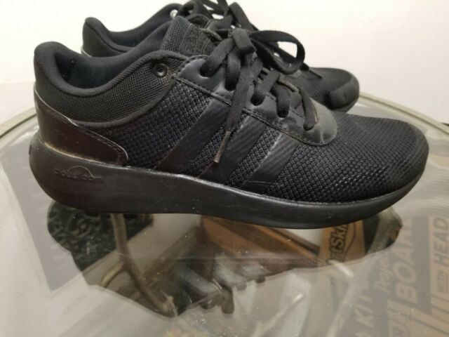 Size 8 - adidas NEO Cloudfoam Race Black