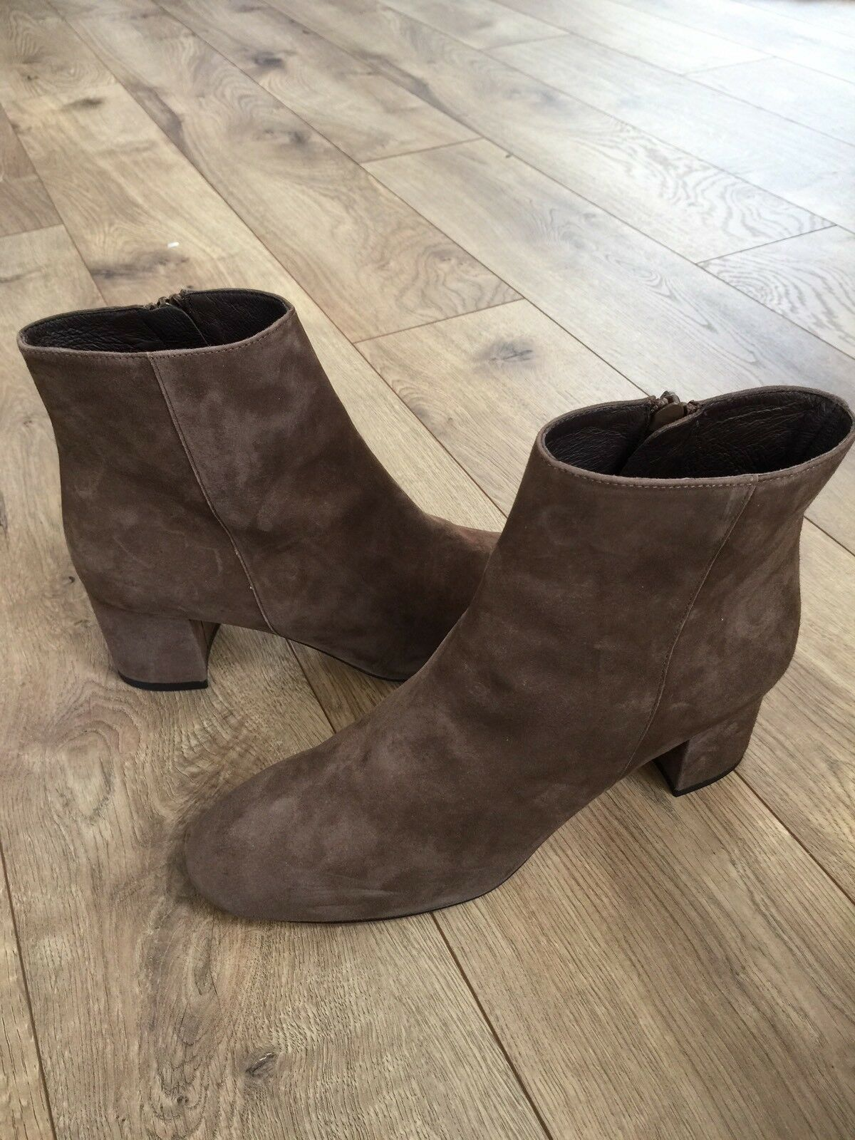 NEW JCREW  228 Hadley Suede Boots Size 10 10 10 Pony Brown G8118 10df42