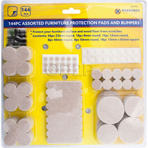 Image Is Loading PROTECTIVE FELT PADS SELF ADHESIVE FOAM PADS FURNITURE