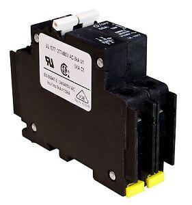 MidNite Solar MNEAC 2-Pole Circuit Breakers 3,000 AIC