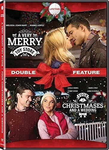 Very Merry Toy Store/Four Christmases And A Wedding [New DVD]