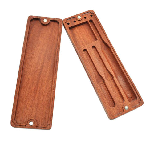Log Holz Aufbewahrungsbox für TS80 Electric Digital Smart Lötkolben