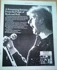 """JUDAS PRIEST Stained Class 1978 US Poster size Press ADVERT 13x10"""""""