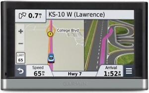 GARMIN NUVI WIDESCREEN USA /& NORTH AMERICA MAPS GPS SAT NAV FLORIDA ORLANDO USA