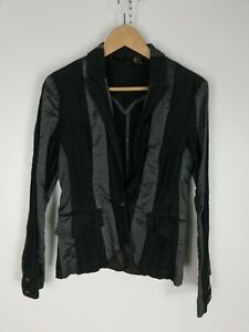 JUST-CAVALLI-Giacca-Cappotto-Giubbotto-Jacket-Coat-Tg-M-Donna-Woman