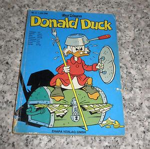 Donald-Duck-Comic-Cartoon-Heft-N-3-ERSTAUFLAGE-1975-Walt-Disney-Dagobert-Neffen