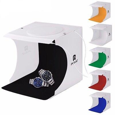 Nett Fotostudio Set Led Fotobox Lichtzelt Produkt Fotografie Faltbare Soft Photo Box Von Der Konsumierenden öFfentlichkeit Hoch Gelobt Und GeschäTzt Zu Werden