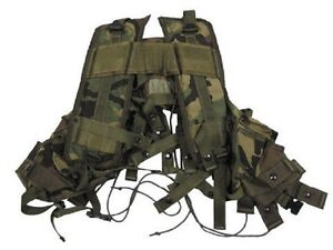 US Armee Tactical Koppeltasche Granatentasche MOLLE Munitionstasche woodland