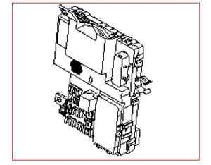 Excellent Kia Sedona 2006 2013 Oem Interior Panel Junction Fuse Box 91954 Wiring Cloud Battdienstapotheekhoekschewaardnl