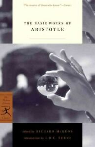 Basic-Works-of-Aristotle-Paperback-by-Aristotle-COR-McKeon-Richard-EDT