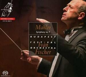 Ivan-Fischer-Budapest-Festival-Orchestra-Mahler-Symphony-No-7-NEW-SACD
