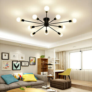 6-8-10-Head-LED-Ceiling-Modern-Ceiling-Lamp-Chandelier-Pendant-Light