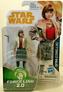 """Star Wars Force Link 2.0 from Solo Wave One 3.75/"""" action figure Corellia Qi/'ra"""