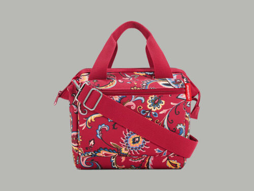 Polyvalent Abordable Cross by REISENTHEL Paisley Ruby mq3067 Sac de voyage Messenger