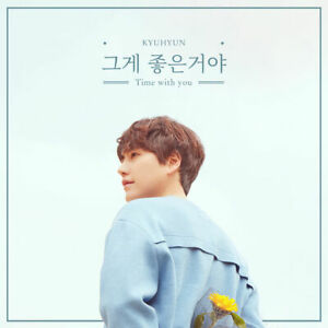 KYUHYUN-THE-DAY-WE-MEET-AGAIN-3rd-Single-Album-CD-POSTER-PhotoBook-Card-SEALED