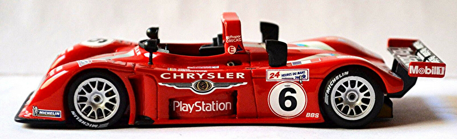 Reynard 2KQ Oreca Du Mans 2000  6 Theys     Van Hooydonk   André 1 43 Spark 8ef0c9