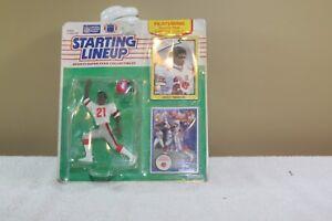 Vintage 1990 DEION SANDERS NFL Starting Lineup in Original Package