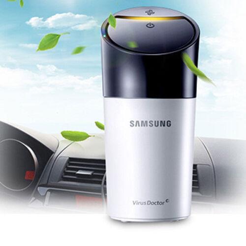 SAMSUNG Virus Doctor CAR anion air purifier air cleaner automotive AG-053VKBWQ