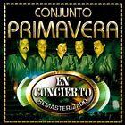 En Concierto by Conjunto Primavera (CD, Aug-2011, Sony Music Latin)