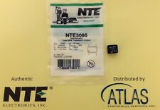 NTE NTE3086 Optoisolator, Dual NPN Transistor Output