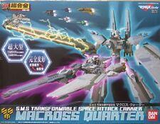 New Bandai DX Chogokin Macross Quarter ABS&PVC