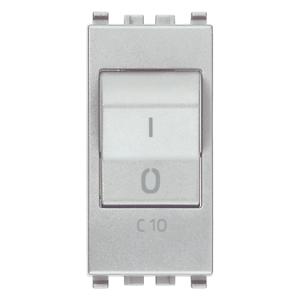 VIMAR-EIKON-SWITCH-MAGNETORERMICO-1P-N-C10-120-230V-NEXT-20405-10-N