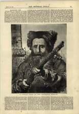1878 Cossack Chief Of The 16th Century Jan Matejko