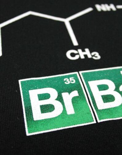 Breaking Bad Symbol Official Unisex Black Sweatshirt