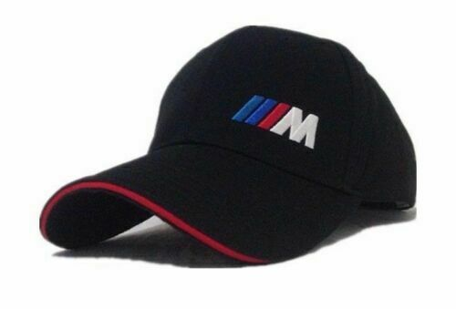BMW M Power Baseball Cap Hat Sport Motorsport Racing Cotton UK New