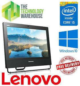 LENOVO-M73Z-AIO-PC-i5-CPU-Scelta-di-RAM-amp-SSD-WINDOWS-7-o-10-Nuovo-in-Scatola