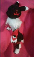 Custom Hand Made Digimon Dark Renamon Plushie Plush