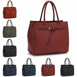 Navy Tote Bag Womens Shoulder Designer no Existencias burgundy Handbag grey Hay Style Ladies Fashion Grab brown black qIwzz4