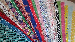 25-Dog-Grooming-Bandana-Scarf-Tie-On-Custom-made-by-Linda-Casual-Holiday-L