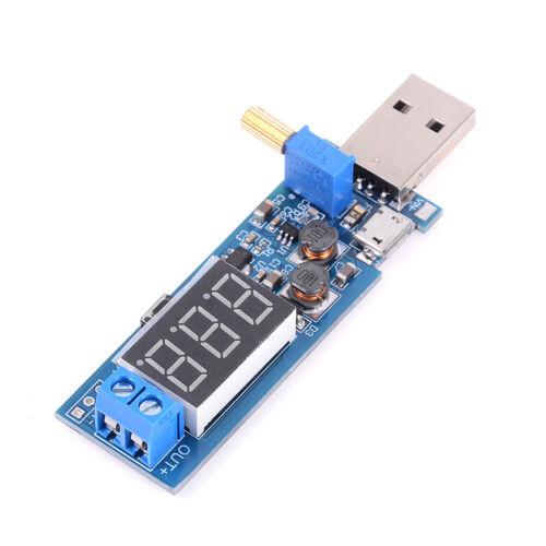 DC-DC USB step up//down power supply module boost converter 5V to 3.3V//12V S/&K^