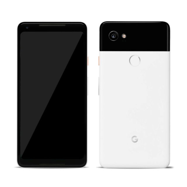 Brand new Sealed Google Pixel 2 XL 64GB 'Black and white' UNLOCKED with warranty