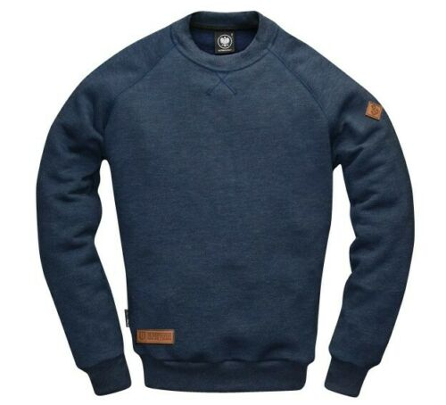 ULTRAPATRIOT Sweatshirt Bluza Patriotic Eagle Polen Poland Polska Logo Dark Blue