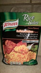 Knorr Rice Sides Buffalo Chicken Ebay