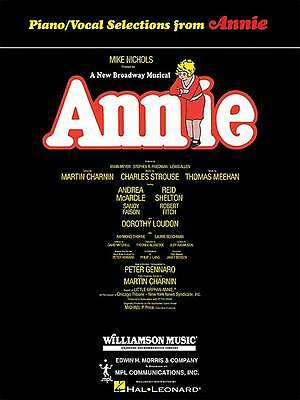 1 of 1 - Annie (Broadway), Strouse, Charles, Good Condition Book, ISBN 9780881880571