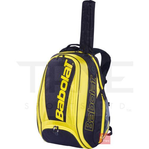 Babolat Pure Aero Backpack - Yellow/Black