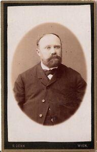 CDV-photo-Herrenportrait-Wien-1880er