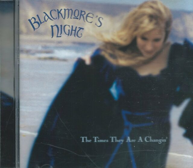 BLACKMORE'S NIGHT - The Times They Are A Changin' (2001) - Maxi-CD + Video Clip
