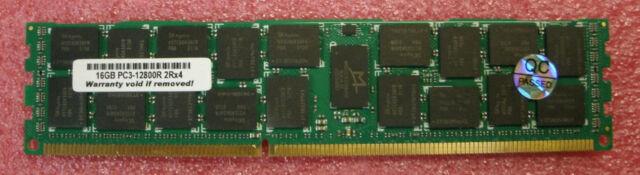UCS-MR-1X162RY-A 16GB DDR3 1600MHz PC3-12800L memoria RDIMM BOX83 de Cisco 29 S
