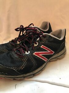 Details about New Balance 590 Running Shoes Men's 7.5 Black & Red Athletic Shoes NB Light