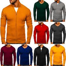 Sweater Pullover Strickjacke Strickpullover Pulli Herren
