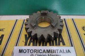 YAMAHA-YZ125-yz-125-ingranaggio-cambio-marce-motore-GEAR-GEARBOX-5X4-17161-01